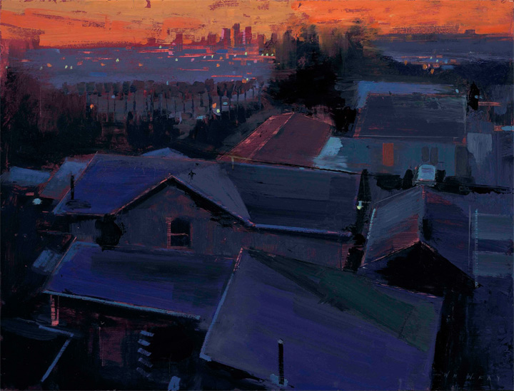 William Wray Urban Landscapes