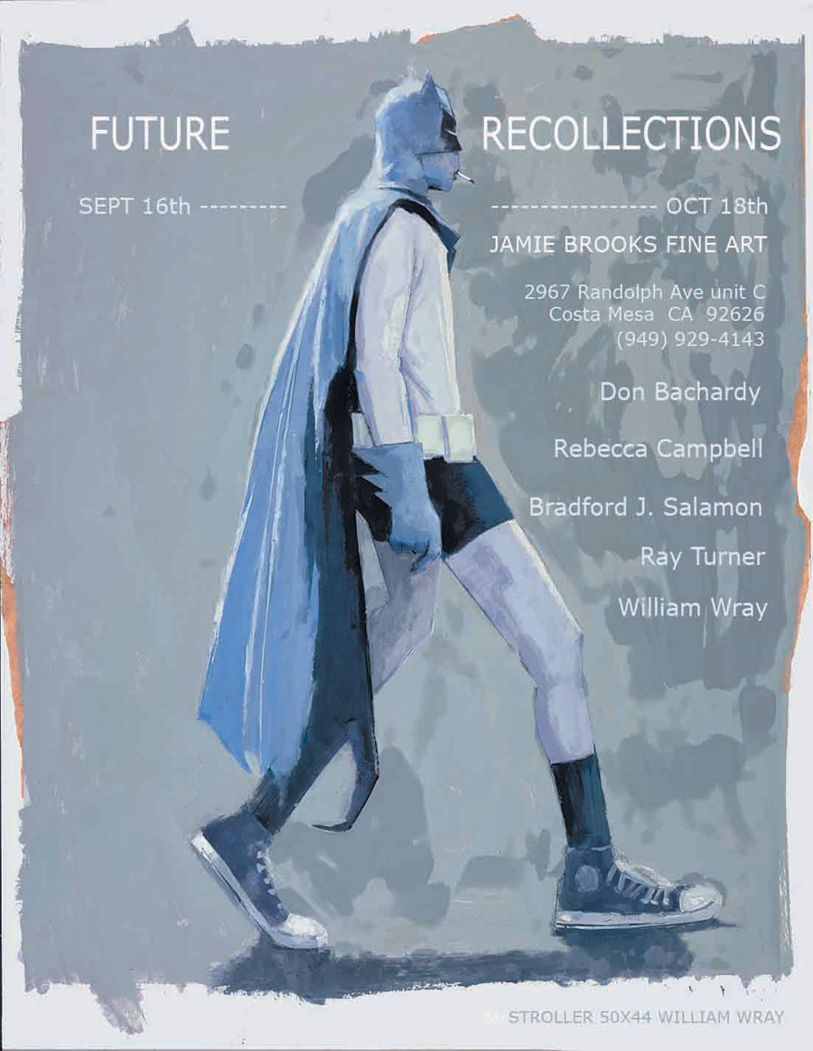Future Recollections - Oct 18, 2016